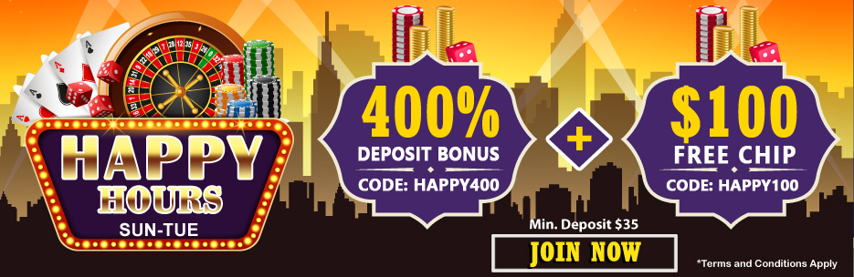 Happy Hours Promotions
