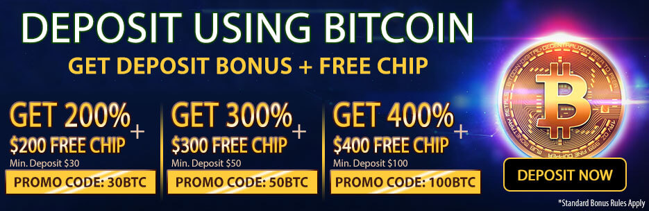 Bitcoin Promotions